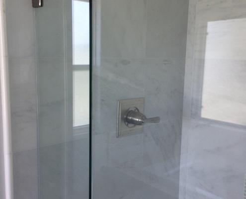 New Plumbing for Shower