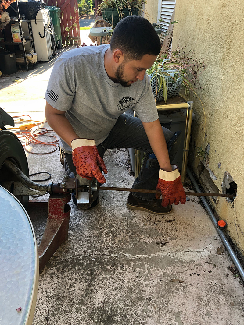 Drain Cleaning Services for Clogged Drains