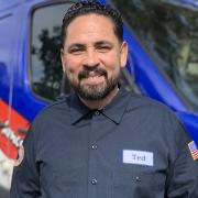 Plumber Ted Bustos of Fullerton, CA