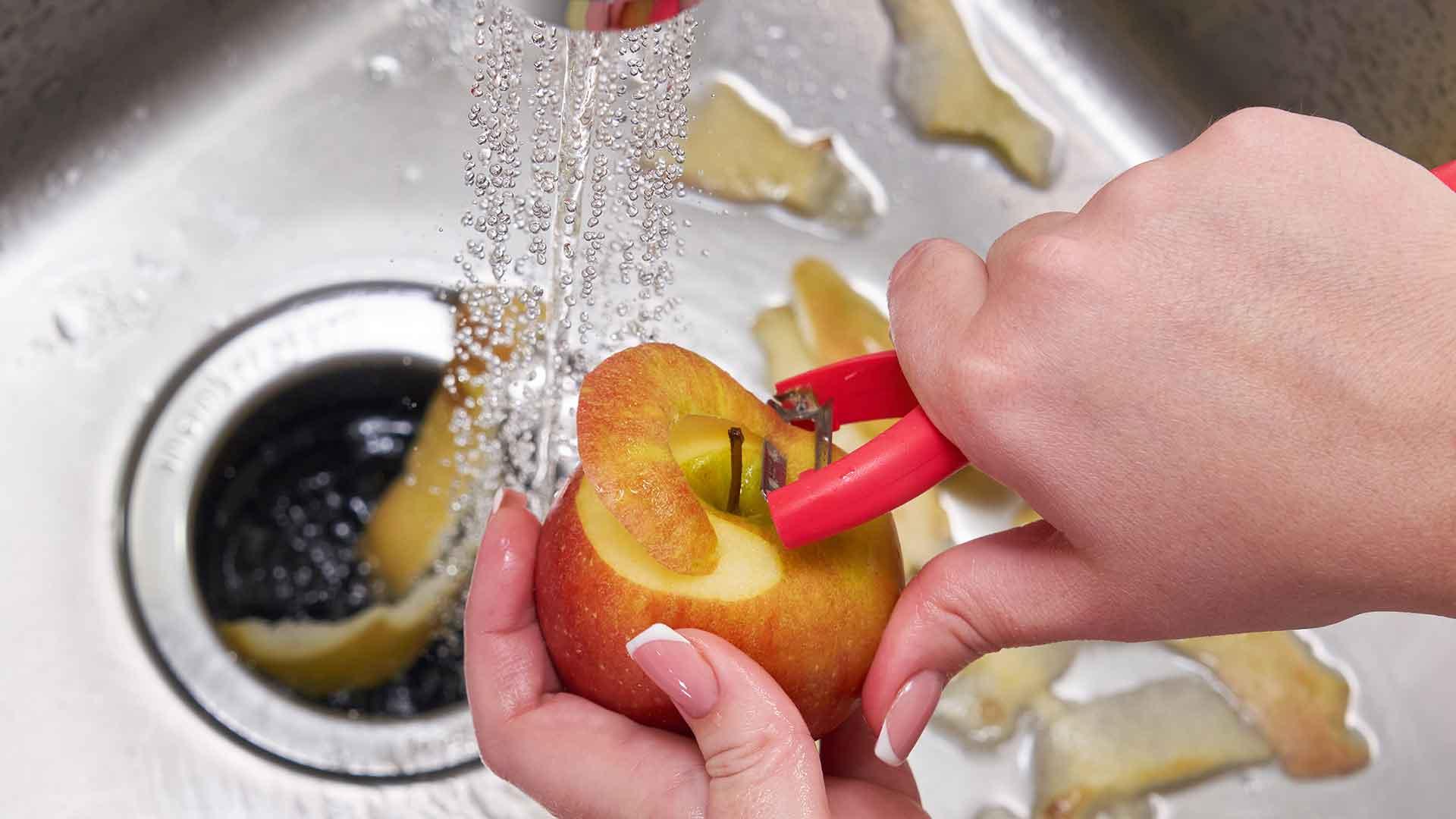 Garbage Disposal For Kitchen Sinks